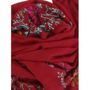 Вышитые шарфы ручной работы