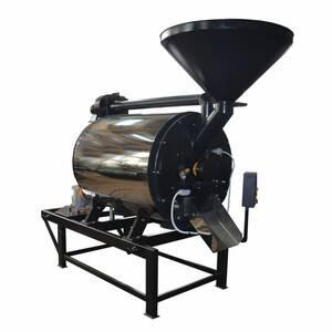 Оборудование для переработки снековой группы (орешки, семечки, какао, ячмень)