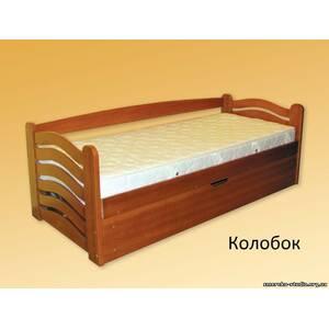 Дитячі ліжка одноярусні