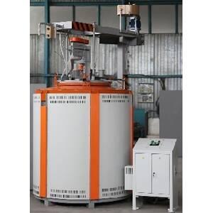 Електропіч для цементації