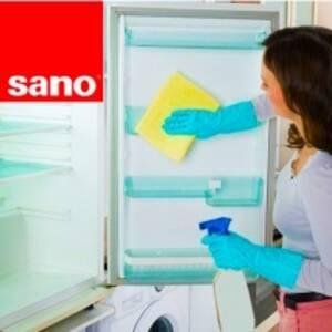 Засоби по догляду за холодильниками