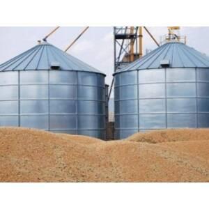 Зернохранилища