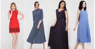 Правила вибору сукні для пишних леді