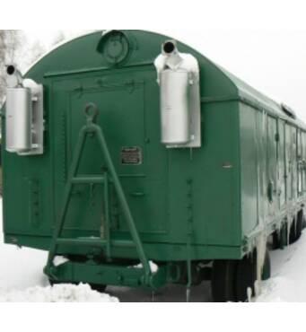 Diesel generator ESD-(200+30).