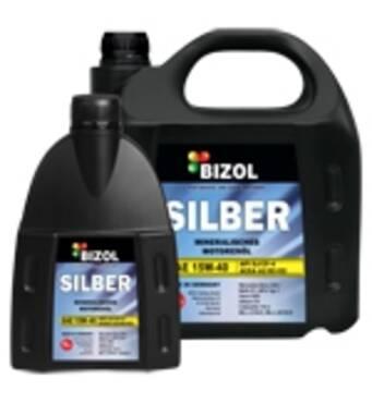 Моторне мастило Bizol Silber SAE 15W-40