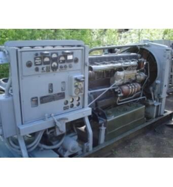 Diesel generator AD-50 50 kilowatt - 42 999 uan.