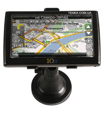 GPS навігатор Tenex 51S 1100 грн.