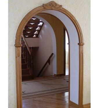 Дверні арки для будинку (Рівне, Луцьк, Тернопіль)