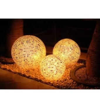 Купуйте декоративні світильники