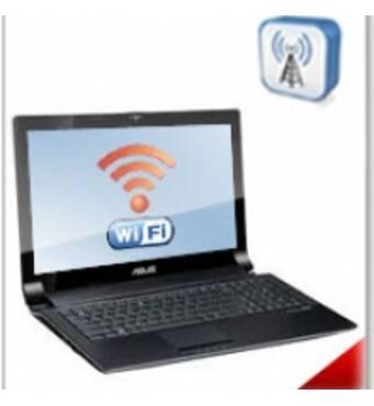 Пропонуємо ремонт wifi в ноутбуці
