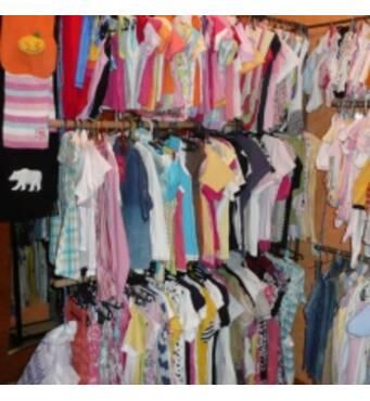 Покупайте детскую одежду секонд-хенд!