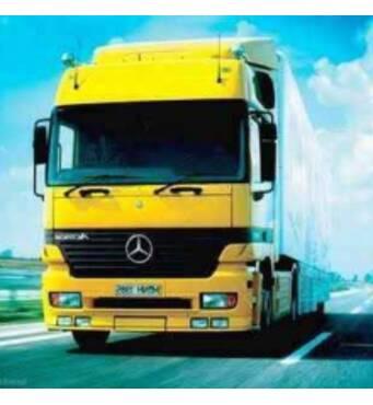 Доставка грузов автотранспортом от надежной компании