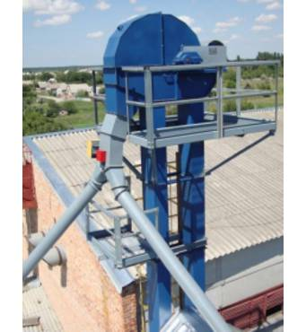 There are bucket elevators on sale