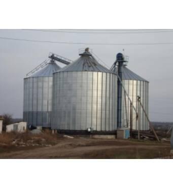 We offer the grain elevator