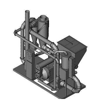 Продаем надежные блоки грануляции на базе прессов ОГМ 1,5