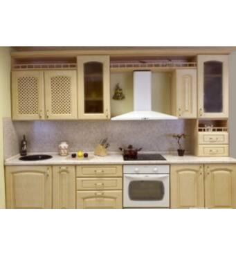 Оригінальні дерев'яні кухні