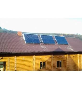 В продаже плоские солнечные коллекторы