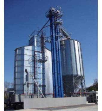 We offer grain dryers at a reasonable price