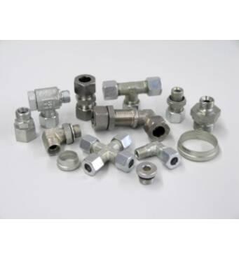Предлагаем соединители высокого давления DIN 2353 в ассортименте!