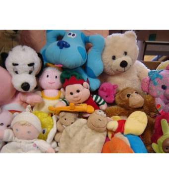 Іграшки секонд-хенд оптом