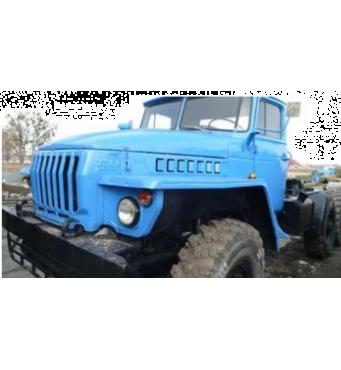 У продажу автомобіль Урал-4320 (дизельний сідельний тягач)