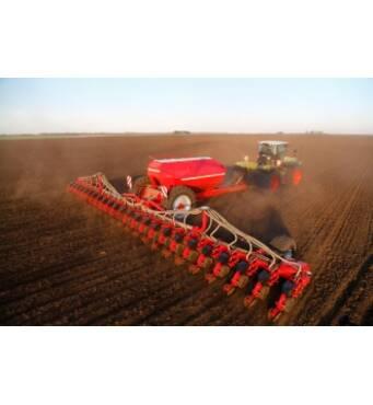 Посев зерновых культур — быстро и качественно