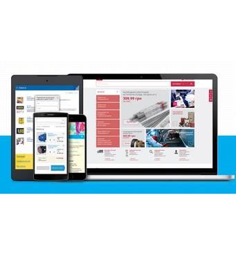 Створюємо сайти, логотипи і дизайн поліграфії