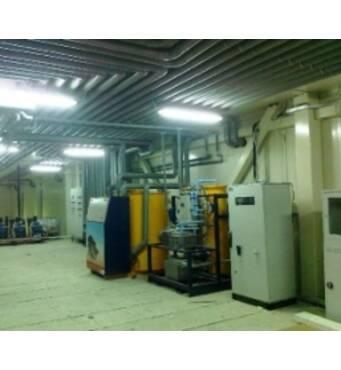Регульоване газове середовище в холодильних камерах, купити обладнання на insolar.ub.ua