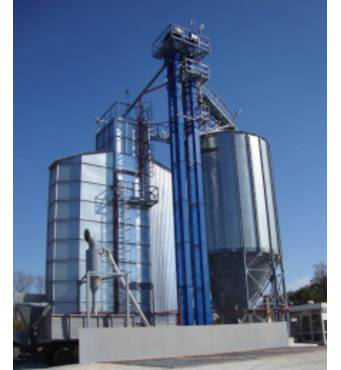 On sale grain dryer, the price is affordable