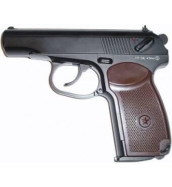 Пневматична зброя - пістолет KWC PM