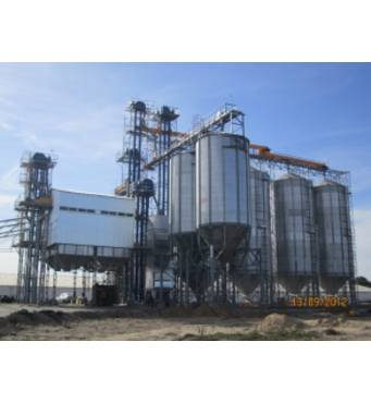 Sale of granaries from the manufacturer at affordable prices