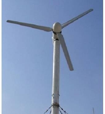 Купити вертикальний вітрогенератор 10 кВт - безкоштовна доставка в разі монтажу