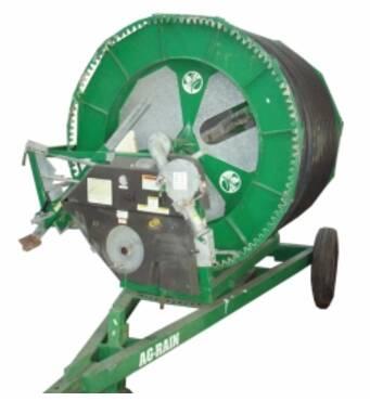 Продаємо поливальні машини барабанного типу KIFCO (США)