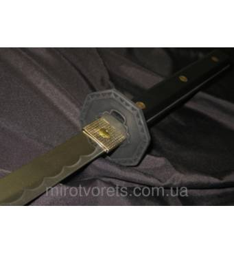 Сувенірна зброя оптом - катана для тренування (Іайто)