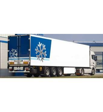 Рефрижераторні вантажоперевезення (Україна) - швидко і недорого