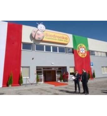 Одна из самых распространенных сетей супермаркетов Biedronka приглашает на работу мужчин вакансия: складовщик