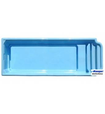 Купити басейн композитний, ціна від 17500,00 грн