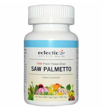 """""""Со пальметто"""" для чоловіків - 600 мг, 90 капсул на рослинній основі"""