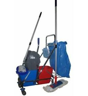 Купувати обладнання для прибирання приміщень вигідніше в «Соляріс»!
