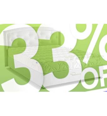 Hurry up to buy a VERONA mattress with a 33% discount