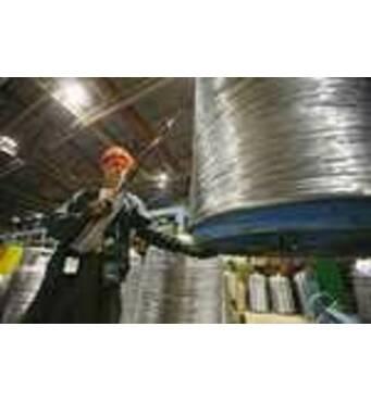 ОПЕРАТОР СТАНКОВ для производства проволоки, канатов, сетей и кабелей (работа с конца июля - начала августа)