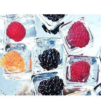 Транспортировка замороженных продуктов питания (Украина)