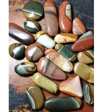 У продажу камінь яшма ціна низька (Черкаси, Кропивницький)