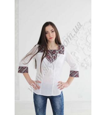 Купить блузку вышиванку недорого
