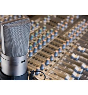 Рекламные аудиороликиот профессионалов