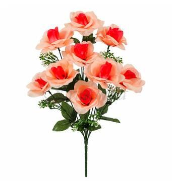 Купить искусственные головки цветов