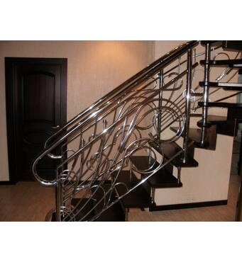 Купити сходи з нержавіючої сталі недорого