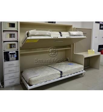 Двухэтажная кровать для детской комнаты