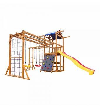 Купити дитячі ігрові комплекси зі встановленням
