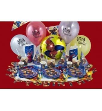 Купить декор на день рождения с детскими мультиками